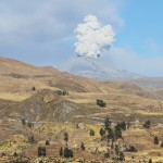 Sabancaya Volcano, Colca Canyon, Arequipa Attractions - My Peru Guide
