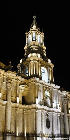 The Cathedral, Arequipa - My Peru Guide