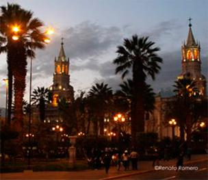Arequipa City Travel & Tours - My Peru Guide