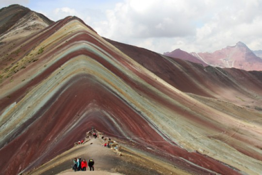 Rainbow Mountain Vinicunca Full Day