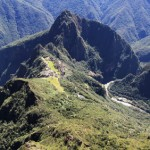 Machu Picchu From Machu Picchu Mountain, Cusco Attractions - My Peru Guide
