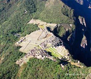 Machu Picchu From Huayna Picchu, Region of Cusco - My Peru Guide