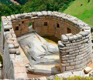 Sun Temple at Machu Picchu, Region of Cusco - My Peru Guide