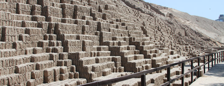 Huaca Pucllana, Lima Attractions - My Peru Guide