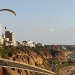 Paragliding in Miraflores, Lima Attractions - My Peru Guide