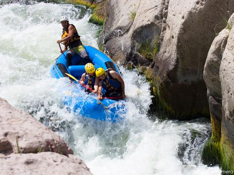 Whitewater Rafting In the Chili River, Arequipa - My Peru Guide
