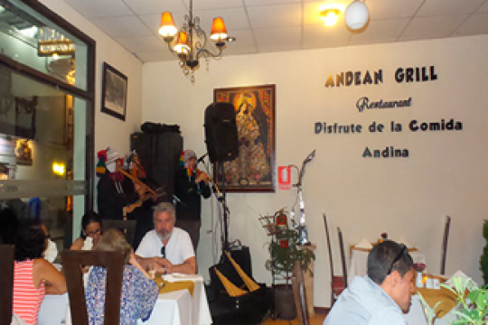 Andean Grill