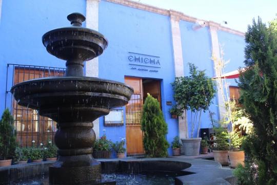 Chicha - Arequipa